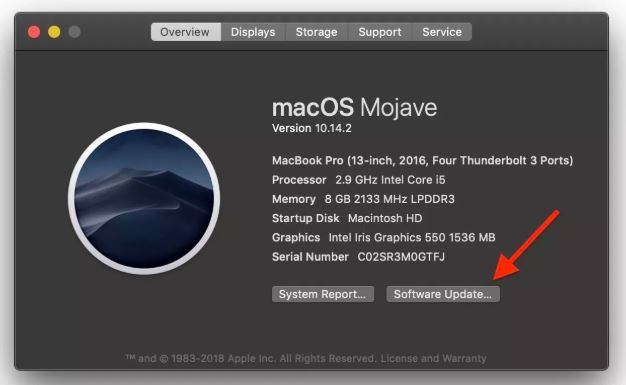 How to Check for Updates on a Mac?