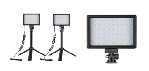 Neewer Portable LED Lighting Kit