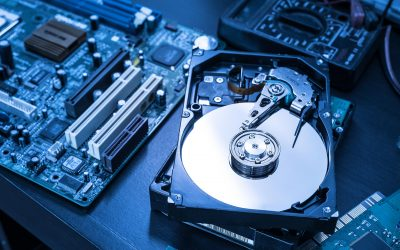 Who invented the hard drive?