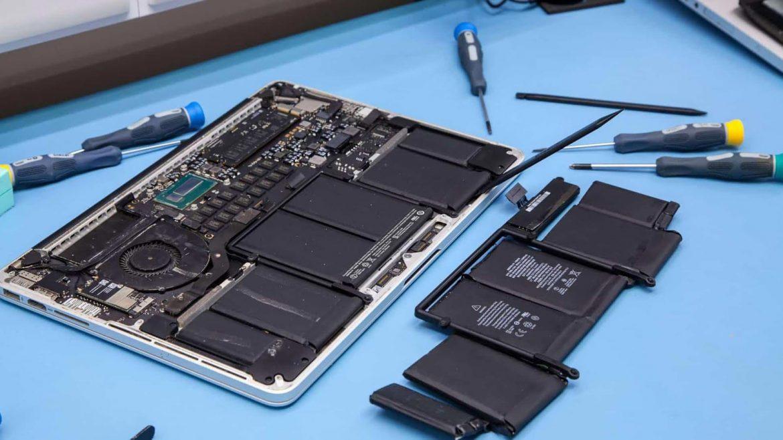 MacBook-battery-Repair